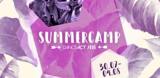 Suvelaager 30. juuli – 4. august Häädemeestel | DanceAct SummerCamp 2018