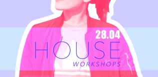 KADI AARE HOUSE DANCE WORKSHOPS | APRIL 28TH @ DANCEACT STUDIO